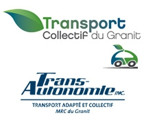 Trans-Autonomie inc. – Transport adapté et collectif MRC du Granit